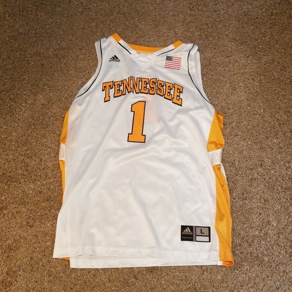 6ebda64a800a adidas Other - Tennessee Vols Basketball Jersey